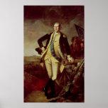 George Washington at Princeton, 1779 Poster