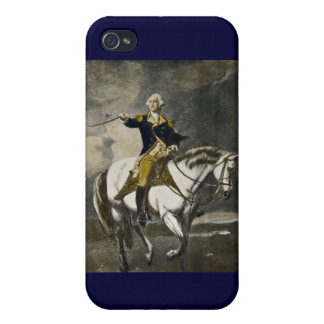 George Washington at Trenton iPhone 4 Case