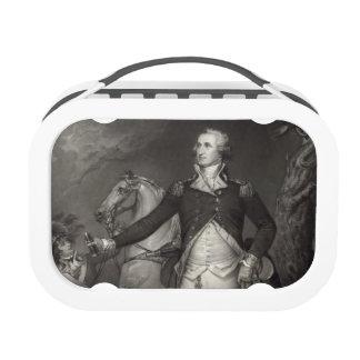 George Washington at Trenton Lunch Box