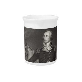George Washington at Trenton Pitcher