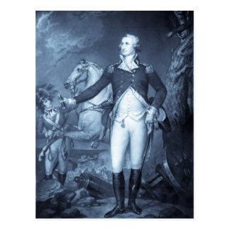 George Washington at Trenton postcards