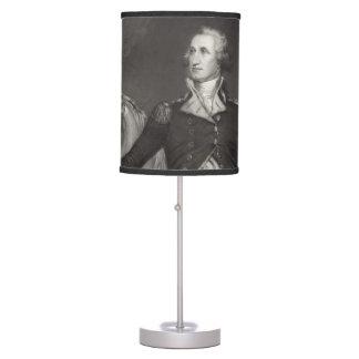 George Washington at Trenton Table Lamp