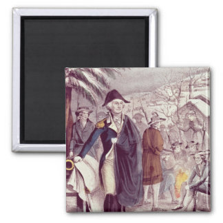 George Washington at Valley Forge Magnet
