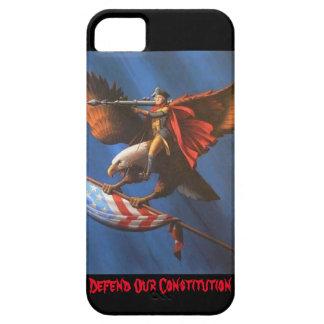 George Washington Badass Freedom iPhone SE/5/5s Case