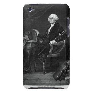 George Washington Barely There iPod Covers