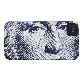 George Washington Blues - iPhone Case iPhone 4 Case-Mate Cases