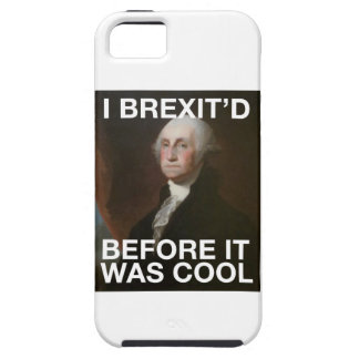 George Washington Brexit'd Before it was Cool iPhone SE/5/5s Case