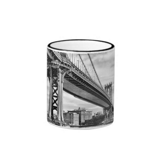 George Washington Bridge Mugs