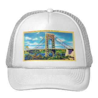 George Washington Bridge, New York City Trucker Hat