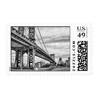 George Washington Bridge Stamp