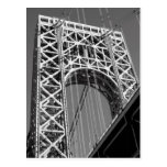 George Washington Bridge Postcard