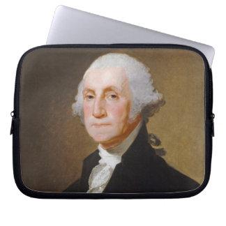 George Washington, c.1821 (aceite en lona) Mangas Computadora