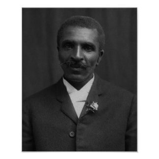 George Washington Carver Portrait Poster