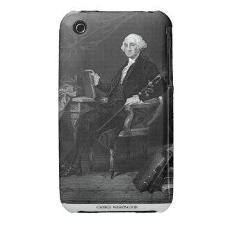 George Washington Case-Mate iPhone 3 Cárcasas