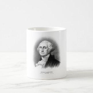 George Washington Classic White Coffee Mug