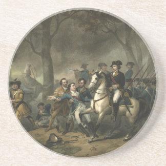 George Washington como práctico de costa del solda Posavaso Para Bebida