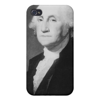 George Washington Cover For iPhone 4