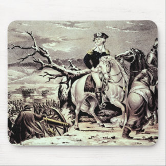 George Washington crossing the Delaware Mouse Pad