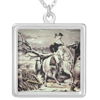 George Washington crossing the Delaware Pendant