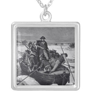 George Washington crossing the Delaware River Necklaces