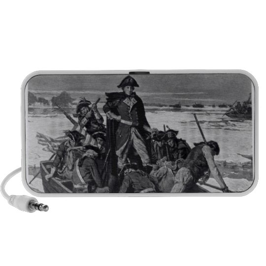 George Washington crossing the Delaware River Speaker