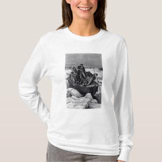 George Washington crossing the Delaware River T-Shirt