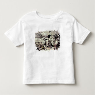 George Washington crossing the Delaware Toddler T-shirt