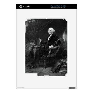 George Washington Decals For The iPad 2