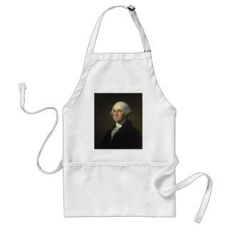 George Washington Delantal