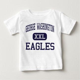 George Washington - Eagles - altos - Philadelphia T-shirts