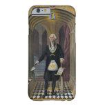 George Washington, el albañil Funda De iPhone 6 Barely There