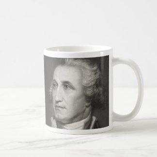 George Washington en la taza de Trenton