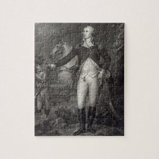 George Washington en Trenton Rompecabezas Con Fotos