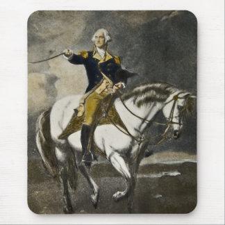 George Washington en Trenton Alfombrilla De Ratón
