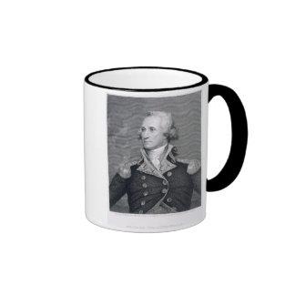George Washington, engraved by Asher Brown Durand Ringer Mug