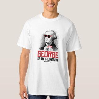 George Washington es mi Homeboy - - Politiclothes Polera