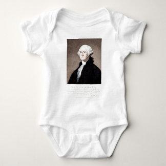 George Washington, Esq. 1798 Baby Bodysuit