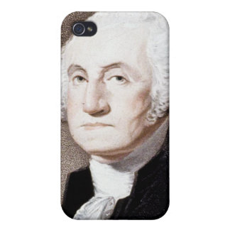 George Washington, Esq. 1798 iPhone 4/4S Funda