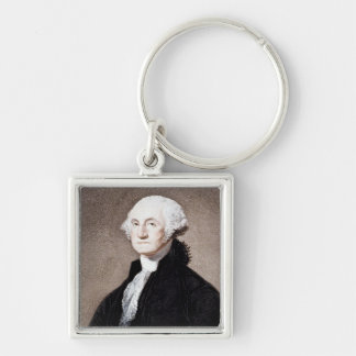 George Washington, Esq. 1798 Keychain