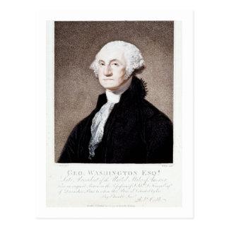George Washington, Esq. 1798 Postal