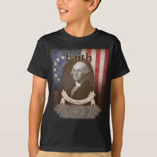 George Washington - Faith T-Shirt