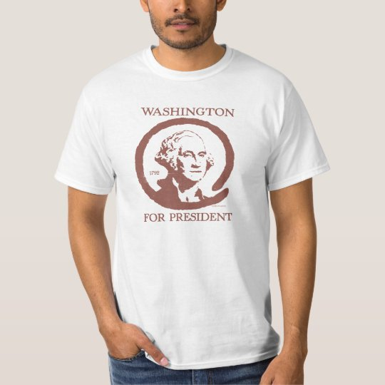 George Washington for President T-Shirt