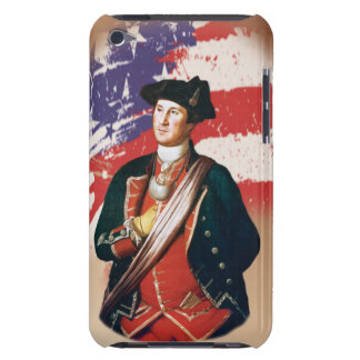 George Washington General iPod Touch Covers