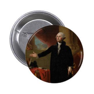 George Washington - Gilbert Estuardo 1797 Pins
