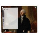 George Washington - Gilbert Estuardo (1797) Pizarras Blancas