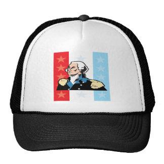 George Washington Mesh Hats