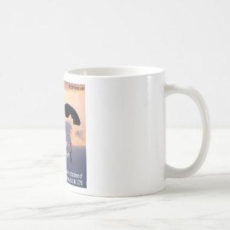 George Washington Honors His Troops Coffee Mug