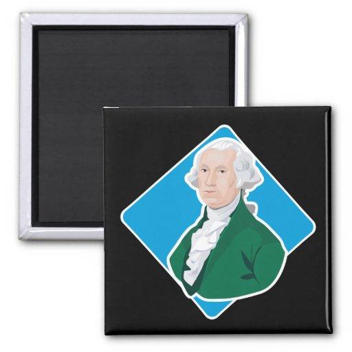 George Washington Imán Cuadrado