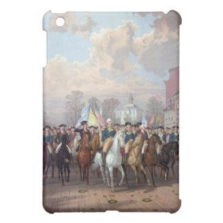 George Washington in New York iPad case