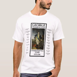 George Washington Independence Tour T-Shirt